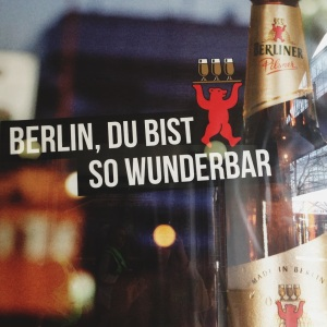 Truth in Advertising (Berlin, you are so wonderful)
