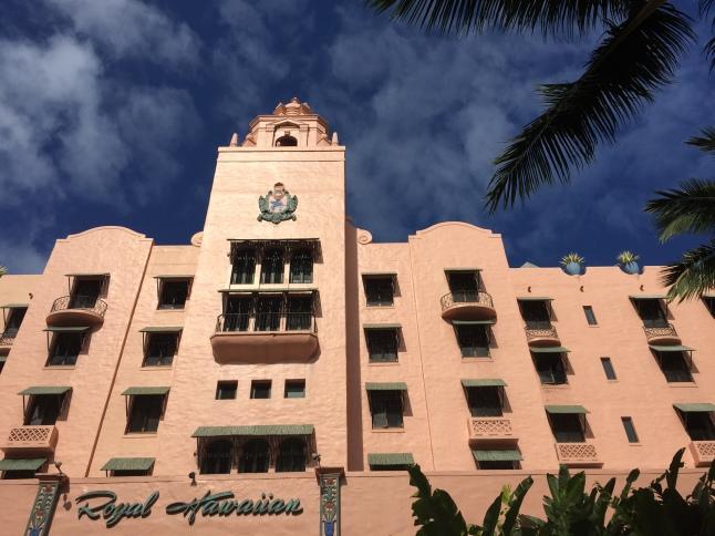 Royal Hawaiian Hotel Honolulu