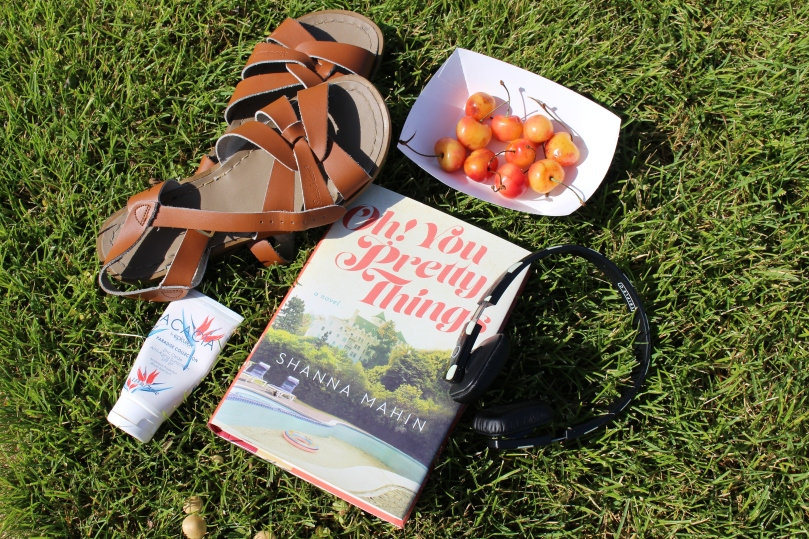 My sunny summer saturday must haves.